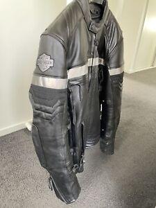 Harley Davidson leather Jacket - size XL