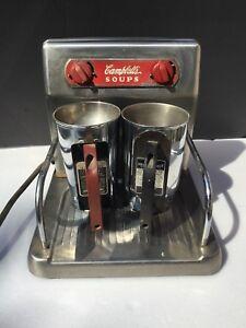 Vintage Restaurant or Diner Campbells Soup Heater, Working