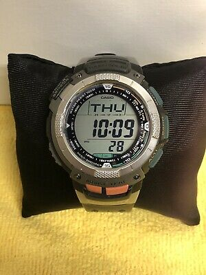 Casio Pathfinder PAG-80, Compass, Thermometer, Altimeter/Barometer Sport Watch