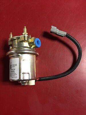 Crusader Marine Low Pressure Electric Fuel Pump RA080018
