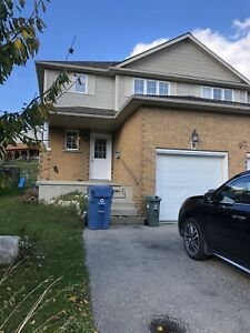 3 bdrm semi in Guelph West End