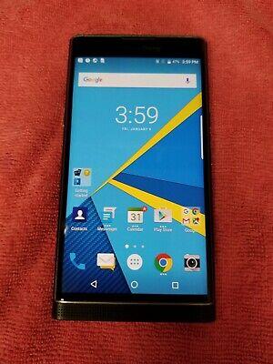 Blackberry Priv 32GB Black STV100-3 (Rogers Wireless) Android Smartphone FR181