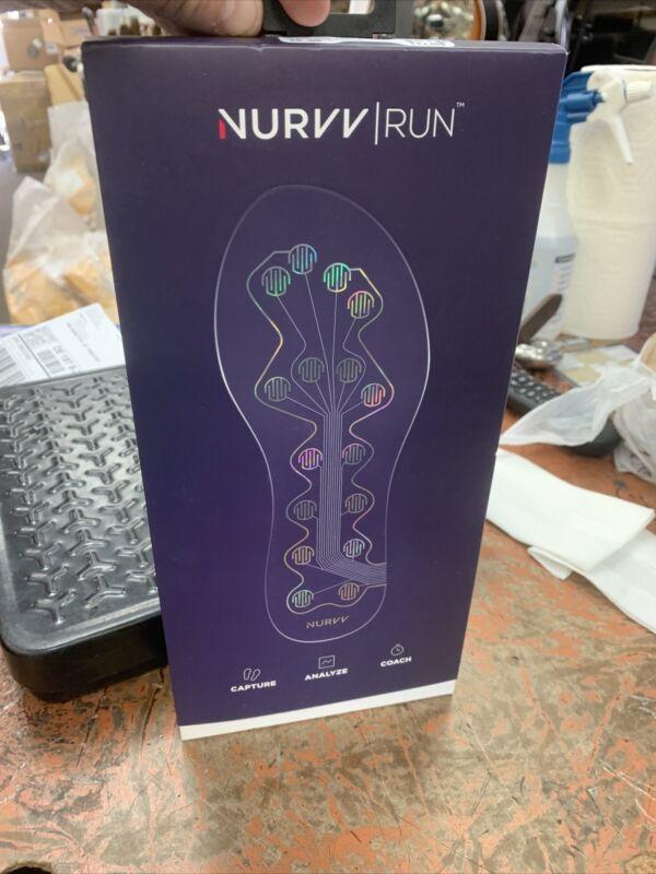 NURVV - Run Insole Activity Tracker GPS (Small) (US Women