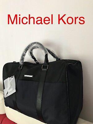Mens Michael Kors Bag Travel , Gym Weekend Bag BRAND NEW FREE (Michael Kors Delivery)