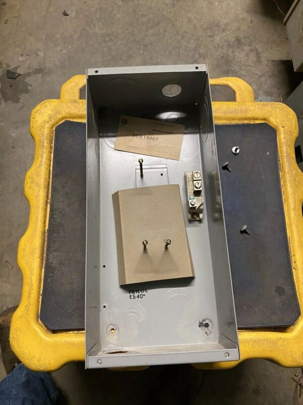 GENERAL ELECTRIC ENCLOSURE TDL12