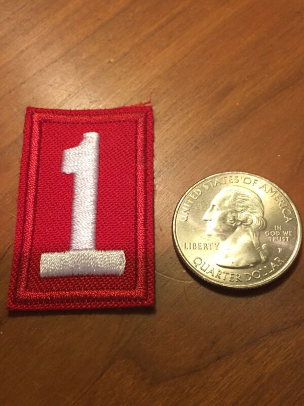 Cub Scout BSA Pack Red White 1 MR