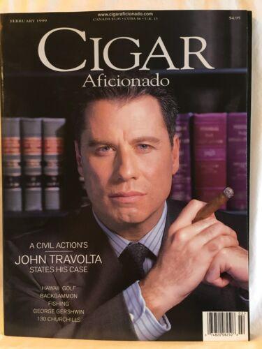 Cigar Aficianado Magazine February 1999