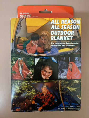 New Space Brand All Weather Outdoor Blanket All Reason All Season 5
