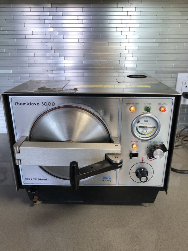 Chemiclave 5000 In Good Working Condition