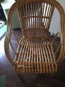 Truro Chair Wicker - can be used indoor / deck