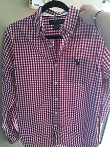 Never worn men's shirt- size small