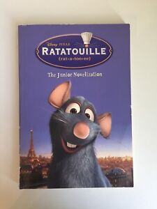 Ratatouille Junior Novelization