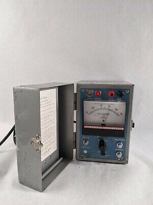 Ar Associated Research Hypot Junior 412-m13 High Voltage Dielectic Strength Test