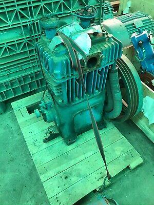 Quincy Model 340  35 Air Compressor Head