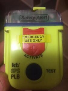 Kti personal safety alert gps unit