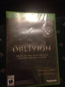 The elder scrolls 5 oblivion game of the year