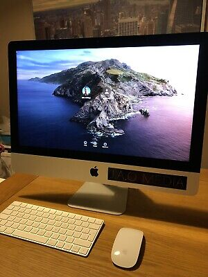 "Apple iMac 21.5"" Desktop with 4K Retina Display, 3.3 Ghz Quad-core Intel Core"