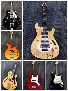 Guitars for Sale!