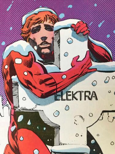 Daredevil 182 Marvel Comics 1982 Frank Miller Story Art Bullseye Appearance NM-