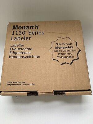 Monarch 1130-01 Price Gun Labeler