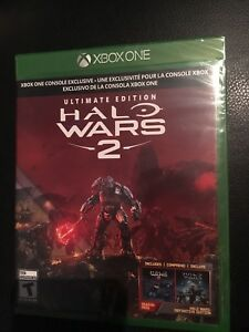 XBOX ONE (S) HALO WARS 2 ultime edition