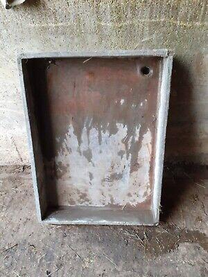 Vintage Lead Lined Sink Ideal Planter