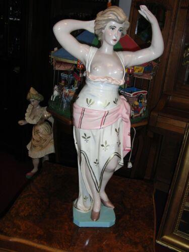 fairground organ statuette