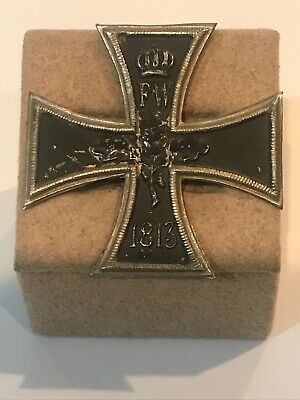 German - Iron Cross - Second Class - WWI - 1813-1914 - Historic - Collectable
