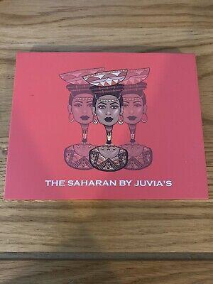 The SAHARAN Pallete By Juvias  place