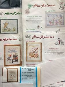 Creative Circle Cross Stitch - 25 complete packages