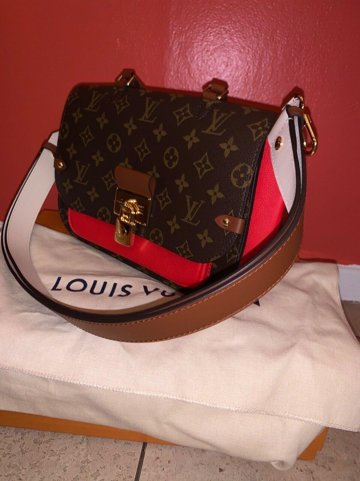 Louis Vuitton Vaugirard Shoulder Bag