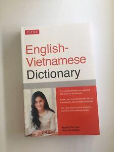 Dictionary!! Eng-Viet Brunswick Moreland Area Preview