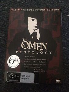 The omen 6 disk set Brassall Ipswich City Preview