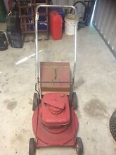 LAWN  MOWER & RIDE ON TYRE & RIMS Gosnells Gosnells Area Preview