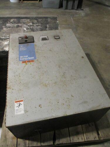 Westinghouse Vectrol Energy Saver Soft Start 64ES2-4100N-LG 100HP 480V 3Ph Used