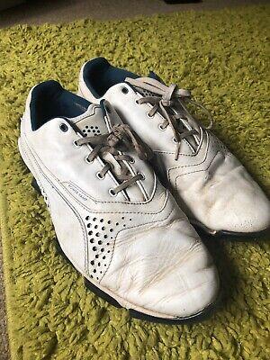 Puma Titan Tour Ignite Golf Shoes Uk 11