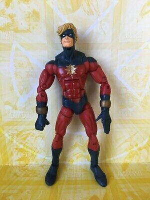 Marvel Legends Toybiz Modok BAF Series Captain Marvel Action Figure (J)