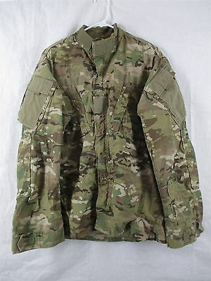 Multicam OCP Medium Regular USGI Flame Resistant FRACU ACU Shirt Army Issue