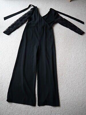 M&S Collection Black Jumpsuit Size 14