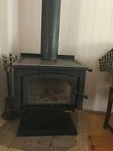 Norseman wood heater Scarborough Redcliffe Area Preview