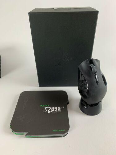 Razer Naga Epic Wireless Rechargable RGB PC Gaming Mouse RC30-005101