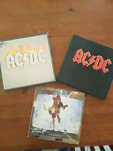ACDC Collectors Edition Boxes Set Records Taylors Hill Melton Area Preview