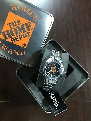 Women's Remix by Fossil Watch Home Depot Homer Award Never Worn PR2042