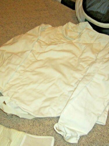 Vintage Triplette Adult Fencing Top Uniform