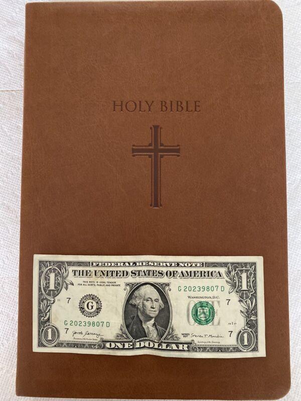 Bible -NKJV- Super Giant Print Edition