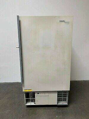 Vwr 5463 -80c Ultra Low Laboratory Cryogenic Freezer 23 Cu Ft 230 V