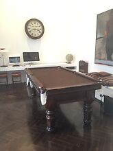 Billiard Table Deluxe - Mahogany Colour Norwood Norwood Area Preview
