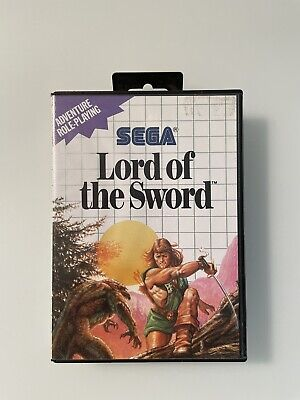 Lord of the Sword - Sega Master System - PAL