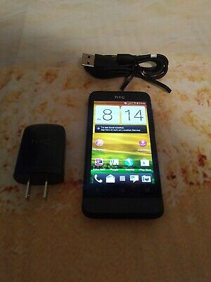 HTC One V - 4GB - Black (Virgin Mobile) Smartphone