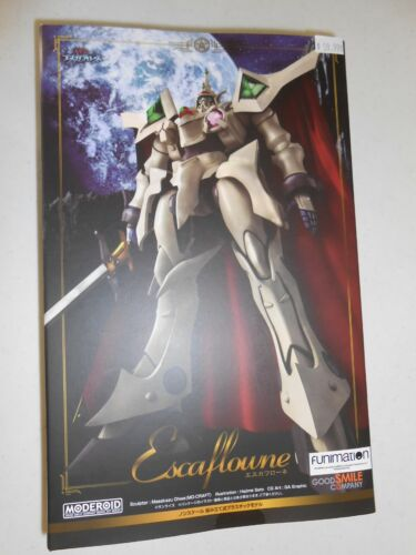Escaflowne Collectible Model